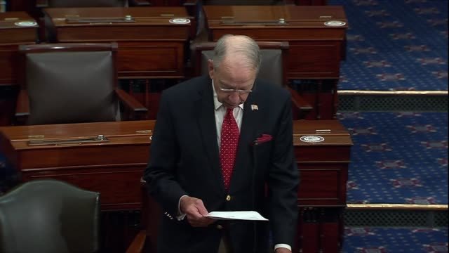 iowa senator chuck grassley continues in a statement before the abraham accords were to be signed at the white house that israel was a country for... - refraction stock videos & royalty-free footage