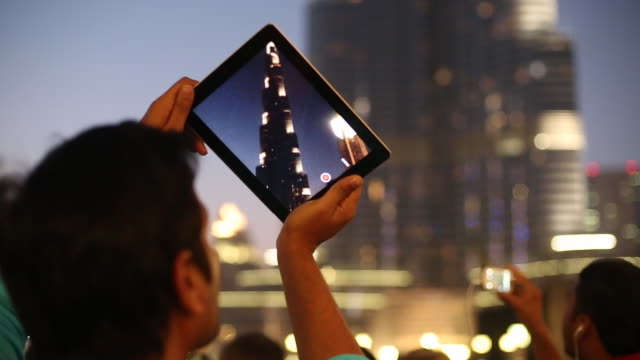ipad - dubai stock videos & royalty-free footage