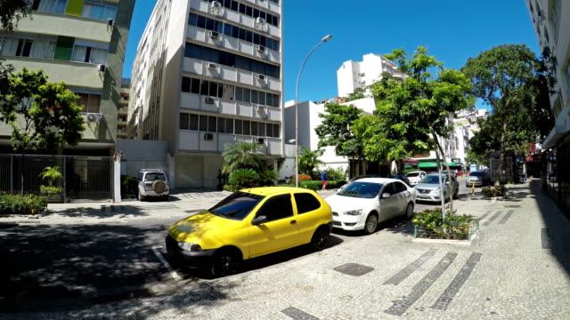 イパネマ地区にリオデジャネイロ - stationary点の映像素材/bロール