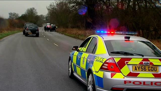 Jurors tour key sites Jurors at scene where Annette Nicholls' body was found