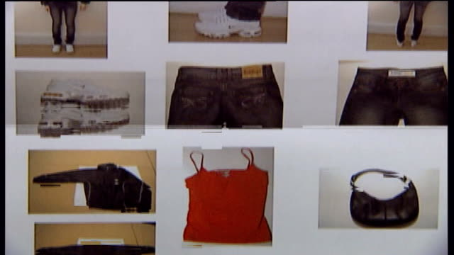 people warned to stay off streets as third murdered prostitute found int police noticeboard displaying photographs of adams and items of her clothing... - murder stock videos & royalty-free footage
