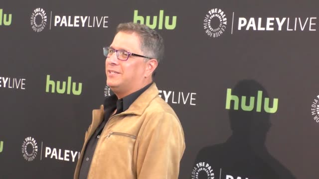 ira ungerleider at the paleylive an evening with angie tribeca at paley center for media in beverly hills in celebrity sightings in los angeles, - paley center for media los angeles stock videos & royalty-free footage