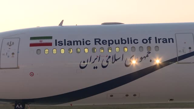 Iranian President Hassan Rouhani arrived in capital Ankara for an official visit on Tuesday Rouhani and an accompanying delegation arrived at...