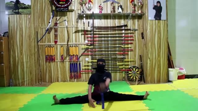 Iranian Women Learn Ninjutsu At A Martial Arts School In Tehran