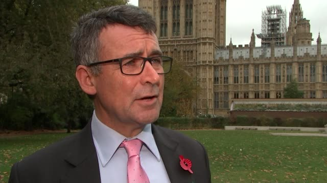 Chilcot report to be published in June or July 2016 ENGLAND London Westminster EXT Bernard Jenkin MP interview SOT Blames former Prime Minister...
