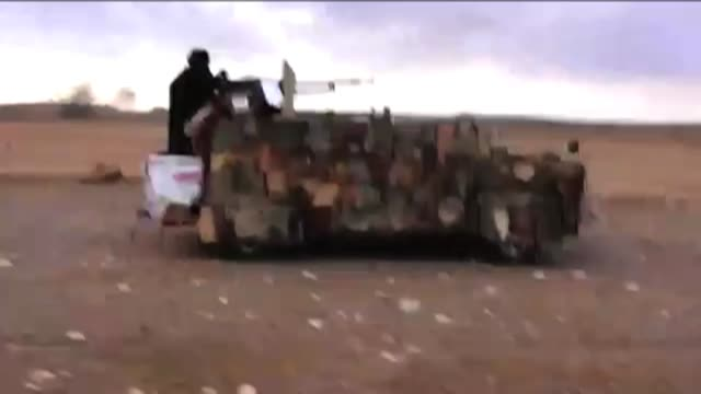iraq isis clashes exclusive - fighter stock videos & royalty-free footage