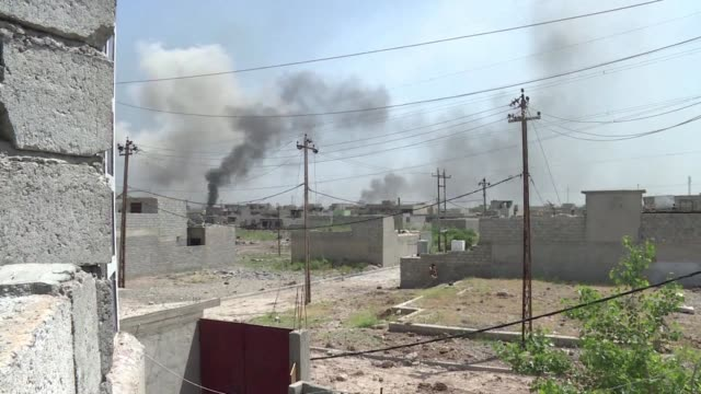 Iraqi forces announced on Tuesday they had retaken yet another neighbourhood of western Mosul tightening the noose around jihadists holed up in the...