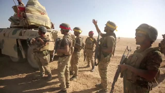 Iraqi forces backed by Shiite paramilitary fighters continued to advance Tuesday toward Tal Afar the main stronghold which the Islamic State group...