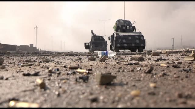 iraqi forces dodged sniper fire car bombs roadside bombs and booby traps as they battled thursday to root out jihadist fighters hunkered down in a... - compounding stock videos and b-roll footage