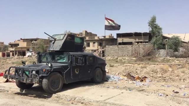 iraqi prime minister haider al abadi declares victory in the liberated city of mosul on sunday his office says in the biggest defeat yet for the... - iraqi prime minister stock videos & royalty-free footage