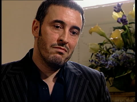 iraqi singer kazem alsaher to perform at royal albert hall kazem alsaher interview sot iraqis are very tragic people/ they've suffered greatly/ we... - royal albert hall stock videos and b-roll footage