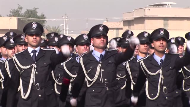 Iraq's fledgling police force completely reformed after the 2003 USled invasion on Monday marked 90 years since its foundation at a time of sectarian...
