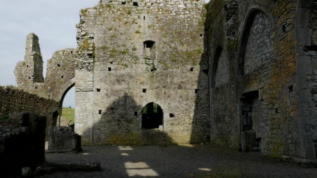 Ireland Cashel Hore Abbey church ruin