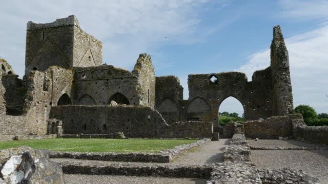 Ireland Cashel Hore Abbey Cistercian ruins