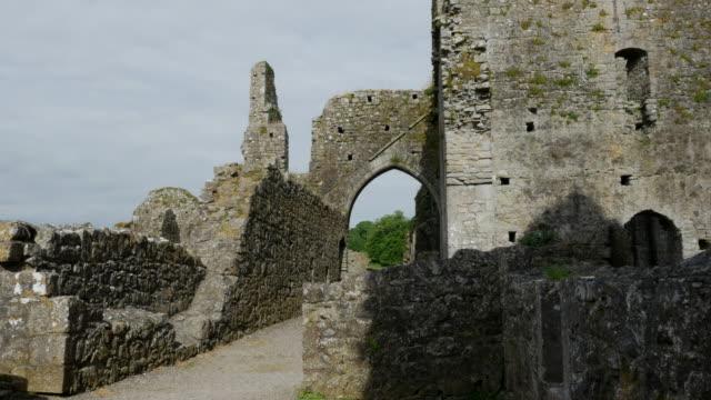 Ireland Cashel Hore Abbey ruins arch
