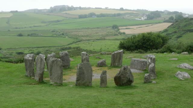 Ireland County Cork Drombeg stone circle