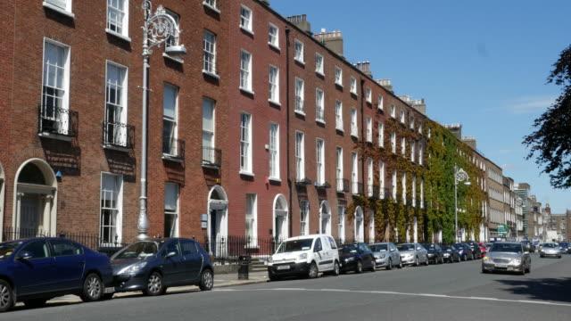 Ireland Dublin Town Houses
