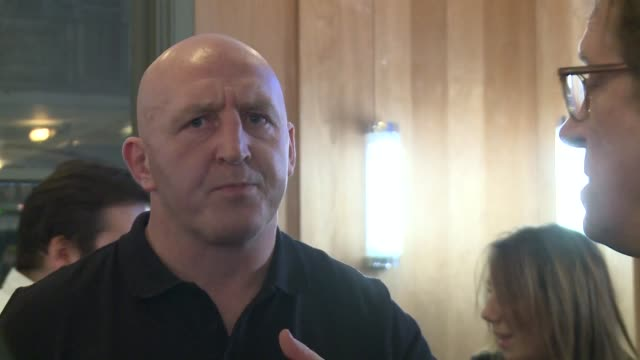 ireland have never reached a rugby world cup semi final but former captain keith wood believes they can win the trophy if they beat france in their... - australian national team stock videos & royalty-free footage