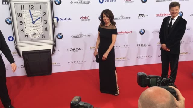 Iris Berben at the Lola German Film Award at Messe Berlin on May 27 2016 in Berlin Germany