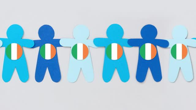 irish boys - puppet stock videos & royalty-free footage