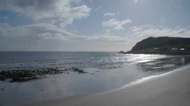Irish Coastline / Ballygally, Northern Ireland