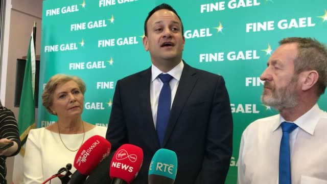 Irish premier Leo Varadkar denies he avoided Conor McGregor at a St Patrick's Day march in Chicago but says would not like to be associated with the...