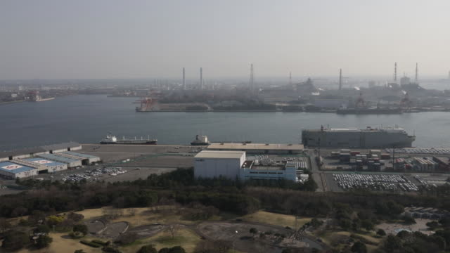 iron ore sit at a jfe steel corp plant in chiba japan on tuesday march 13 2018 - iron ore stock videos & royalty-free footage