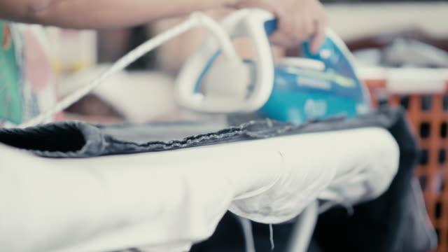 Ironing Black Jeans