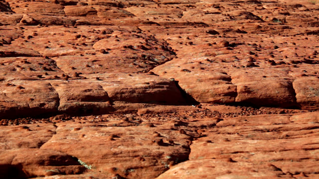 ironstone concretions in utah - sandstone stock videos & royalty-free footage
