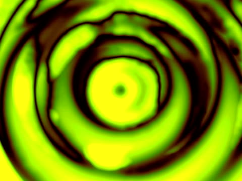 cgi, irregular concentric shapes - concentric stock videos & royalty-free footage