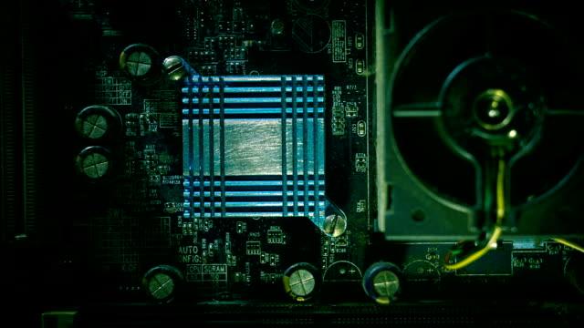 CPU ist Brennen