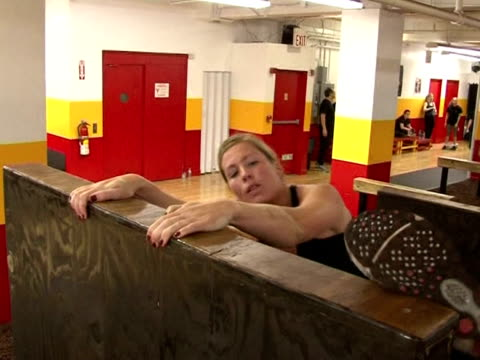 Is your morning workout not tough enough Maybe you should wake up with the heavies of the US Marine Corps At one New York fitness club a...
