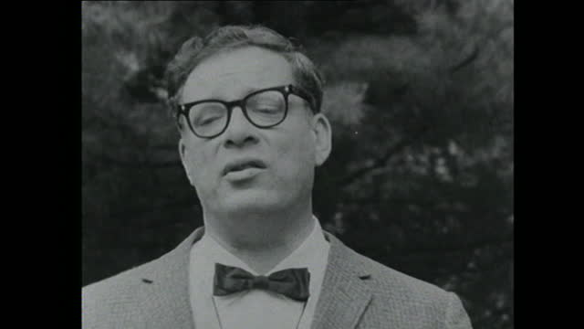 isaac asimov talks about the expected resistance to advancements in robotics due to fear. - black and white stock videos & royalty-free footage