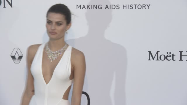 Isabeli Fontana at amfAR's 23rd Cinema Against AIDS Gala Arrivals at Hotel du CapEdenRoc on May 19 2016 in Cap d'Antibes France