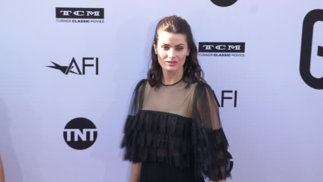 Isabeli Fontana at the American Film Institute Honors George Clooney With 46th AFI Life Achievement Award at Dolby Theatre on June 07 2018 in...