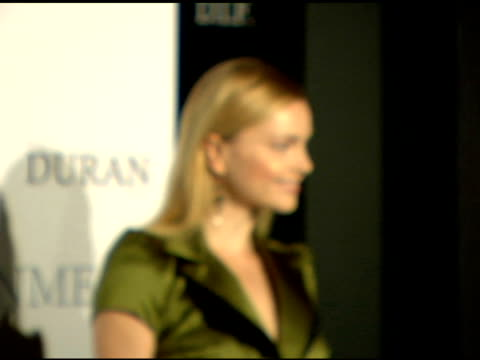 Isabella Miko at the An Evening With Tony Duran arrivals at Interior Illusions in Hollywood California on October 12 2006