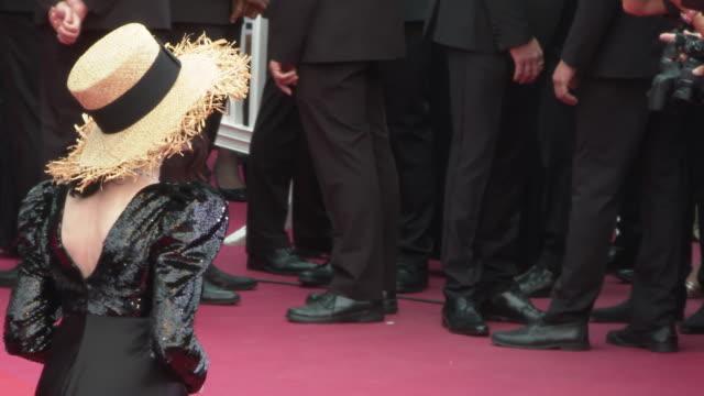 Isabelle Adjani at 'La Belle Epoque' Red Carpet Arrivals The 72nd Cannes Film Festival at Palais des Festivals on May 20 2019 in Cannes France