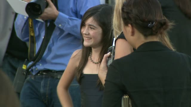 Isabelle Fuhrman at the 'Orphan' Premiere at Westwood Los Angeles CA