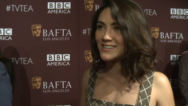 INTERVIEW Isabelle Fuhrman on the importance of being at tonight's BAFTA event and on their favorite television moments from this past season at the...