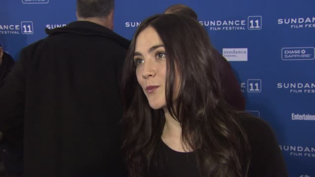 Isabelle Fuhrman on why she wanted to be part of this film and her character at the 'Salvation Boulevard' Premiere 2011 Sundance Film Festival at...