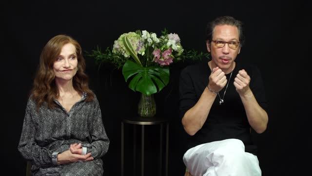 ITA: Les Promesses (Promises)- Interviews - The 78th Venice International Film Festival