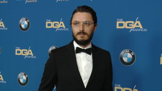 stockvideo's en b-roll-footage met isaiah seret at the 70th annual dga awards at the beverly hilton hotel on february 03 2018 in beverly hills california - beverly hilton hotel