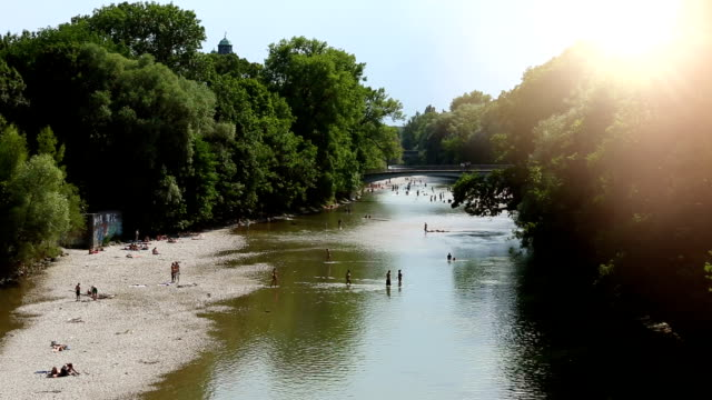 Isar in Muinch