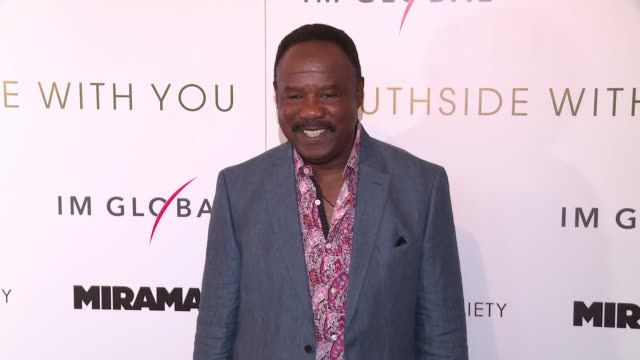 Isiah Whitlock Jr at Southside With You screening at Sunshine Landmark on August 24 2016 in New York City