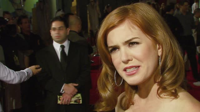 isla fisher on sacha baron cohen borat and the her upcoming projects at the 'borat cultural learnings of america for make benefit glorious nation of... - borat sagdiyev stock-videos und b-roll-filmmaterial