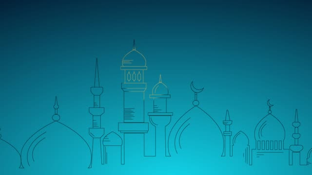 islamic ramadan - ramadan kareem background - lantern stock videos & royalty-free footage