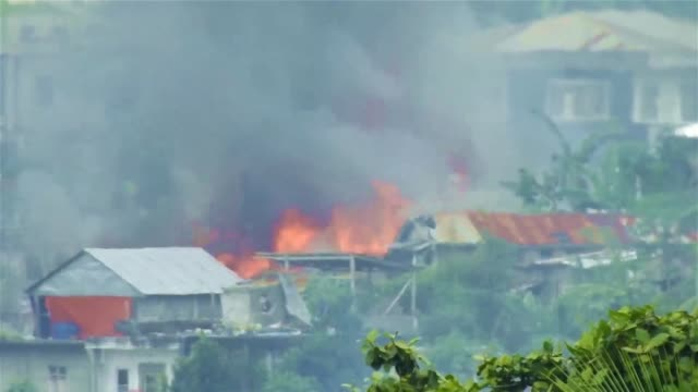 Islamist gunmen led by one of the world's most wanted terrorists still hold about 1500 buildings in a southern Philippine city after weeks of...