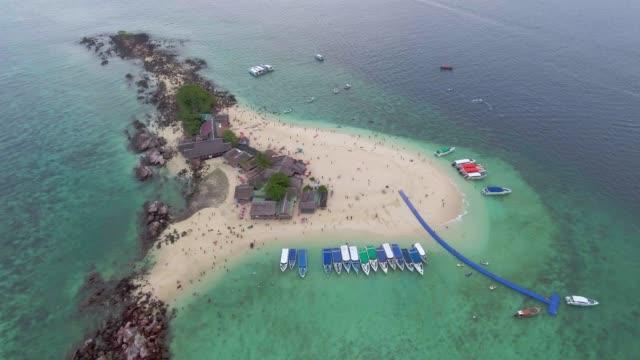 vidéos et rushes de l'île et la plage - lieux géographiques