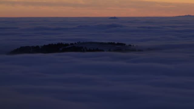 island in the fog