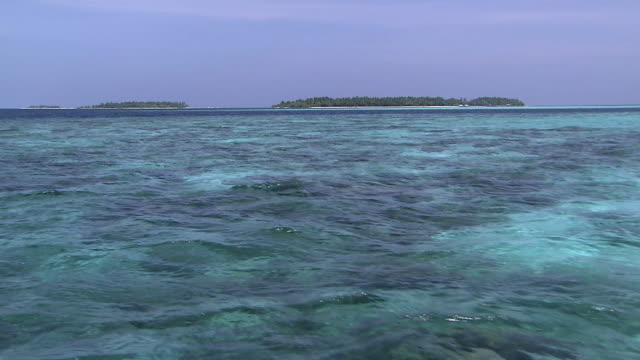 Islands Of Republic Of Maldives